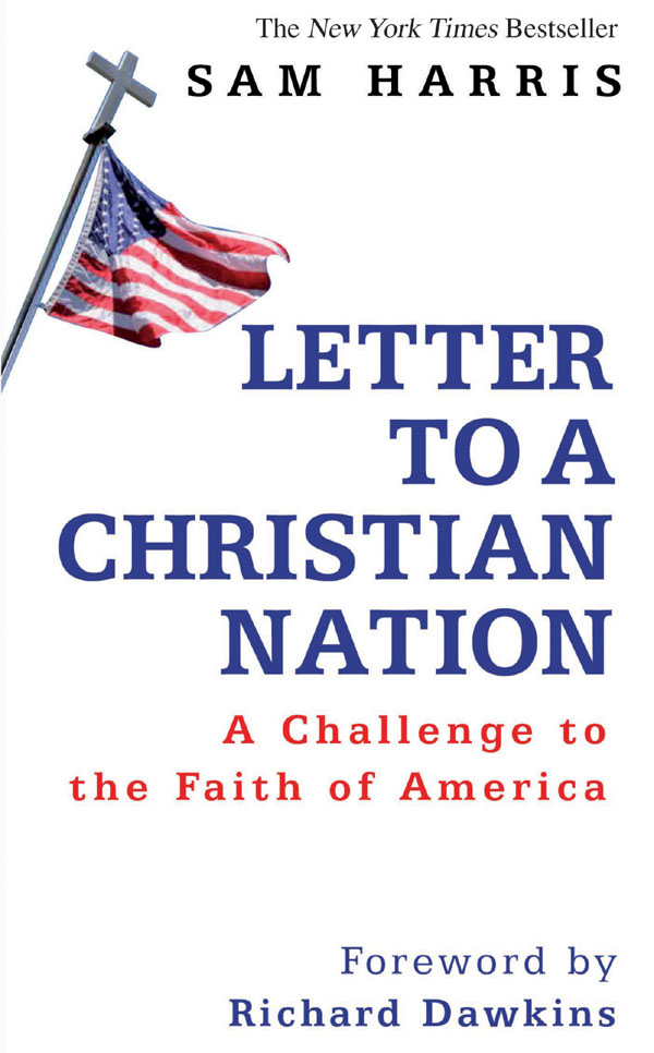 Letter to a Christian Nation – Sam Harris – Fiction et al