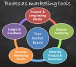 Why do books make great marketing tools?