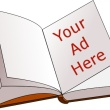 Your Ad Here In-book Advertising