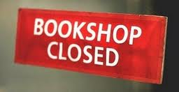 Bookshop Closed
