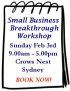 Small Business Workshop Feature Feb3