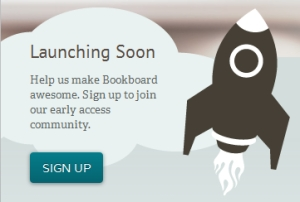 Bookboard launching soon